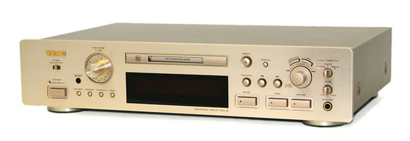 TEAC ティアック MD-8 MDデッキ