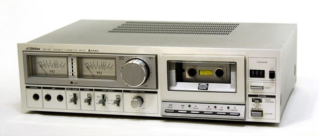 Victor ビクター JVC KD-A5 カセットデッキ ANRS搭載