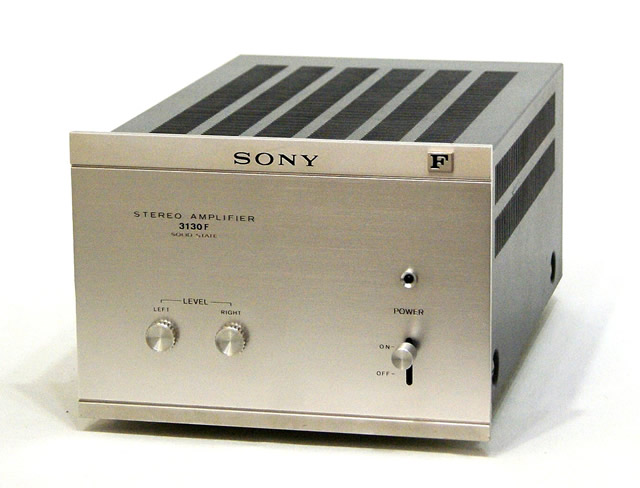 SONY ソニー TA-3130F ステレオパワーアンプ